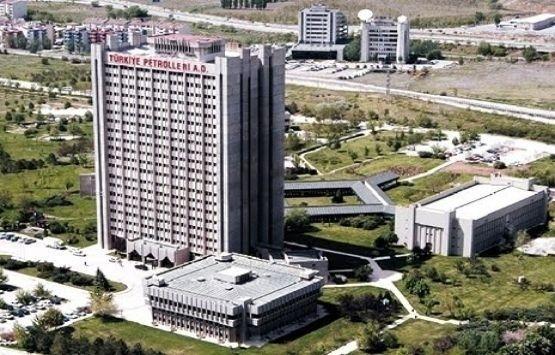 Türkiye Petrolleri Genel Müdürlüğü'ndeki büfe kiraya veriliyor!
