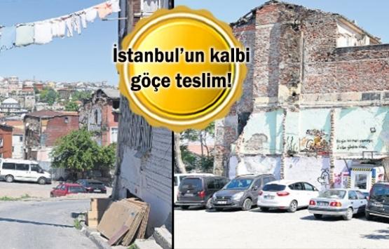 Tarihi semt Süleymaniye yıkılmaya teslim edildi!