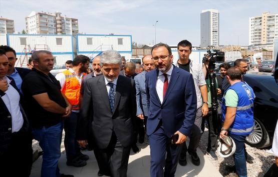 Ankara Eryaman Stadı'nın inşaatında son durum!