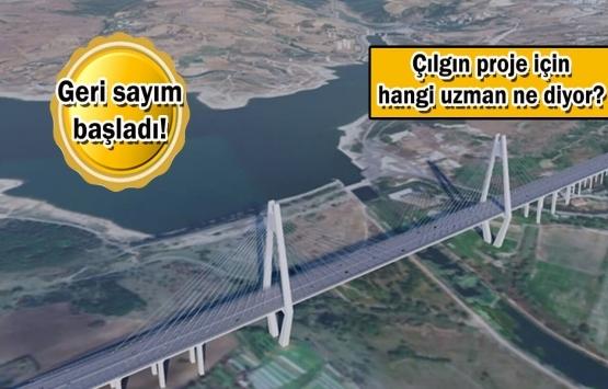 Kanal İstanbul'da deprem riski yok!