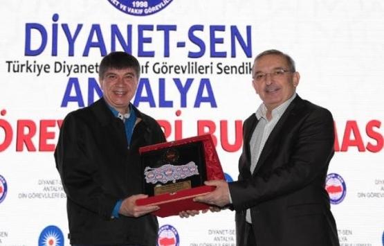 Menderes Türel: Antalya'yı imar ederken, gönülleri ihya ettik!