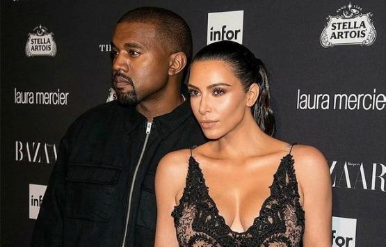 Kim Kardashian'ın malikanesi alevlerin ortasında kaldı!