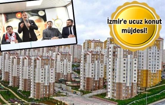 TOKİ İzmir'e 50