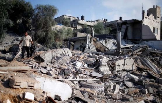 İsrail, Filistinlilere imar