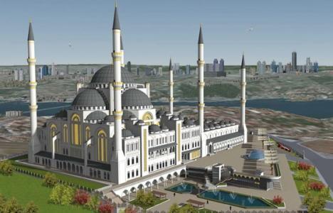 Çamlıca Camii 1