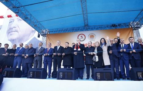TOKİ' den Samsun'a