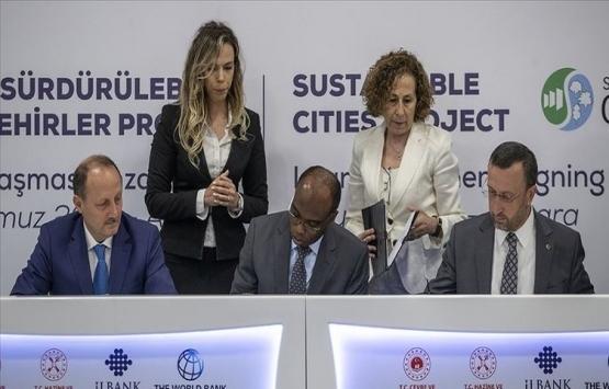 Sürdürülebilir Şehirler Projesi finansman