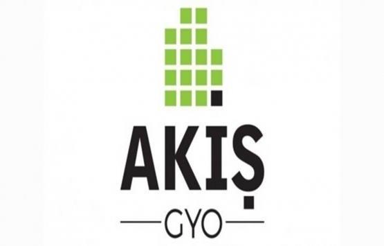Akiş GYO'nun çıkarılmış sermayesi 805 milyon TL'ye yükseltildi!