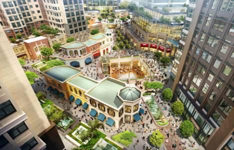 Emaar Square, mobilizasyonunda Prefabrik Yapı'yı tercih etti!