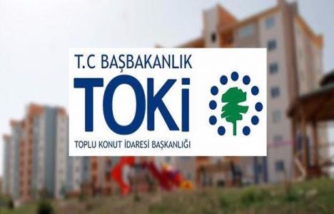 TOKİ, 4 ilde