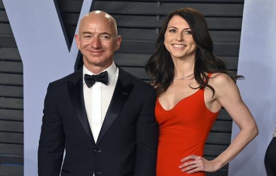 Jeff Bezos ile