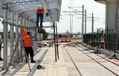 Samsun Gar-Tekkeköy raylı sistem hattı yarın açılıyor!