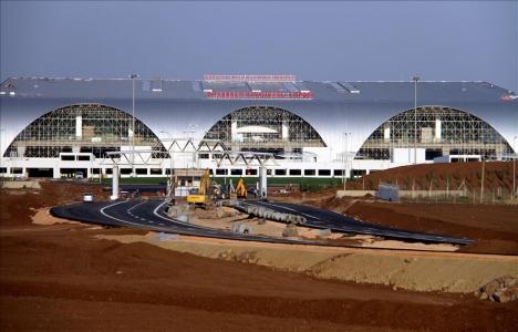 Diyarbakır Havalimanı'nın yeni binası tamamlandı!