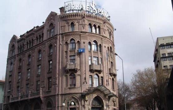 İş GYO Ulus Banka Hizmet Binası 58.8 milyon TL'ye satıldı!