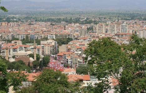 Manisa'da kentsel dönüşüm seçime takıldı!