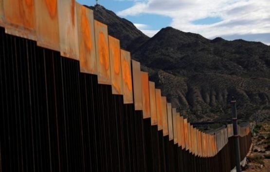 Meksika sınırına duvar inşaatı tam gaz!