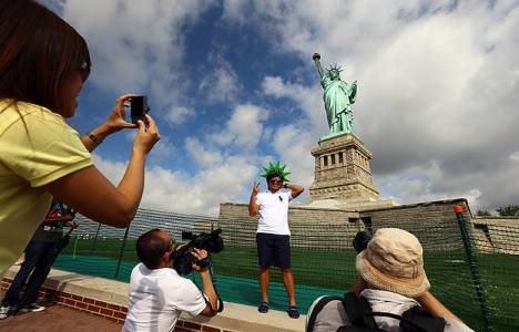 New York'ta Özgürlük