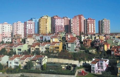 Gaziantepliler apartman dairesi İzmirliler müstakil ev tercih ediyor!