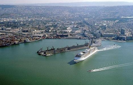 Alsancak Limanı ÇED onayını aldı!