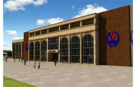 Bursa Yıldırım'a dev spor kompleksi inşa edilecek!