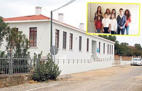 Özel Gökçeada Rum Ortaokulu ve Lisesi açıldı!