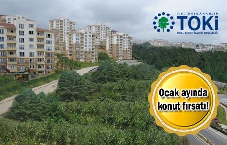 TOKİ'den 734 TL taksitle konut!