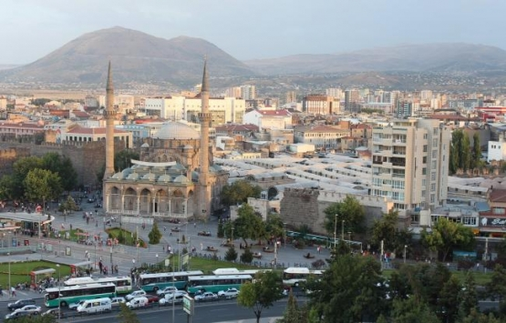 Kayseri Büyükşehir Belediyesi'nden