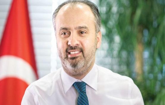 Alinur Aktaş: Bursa'nın