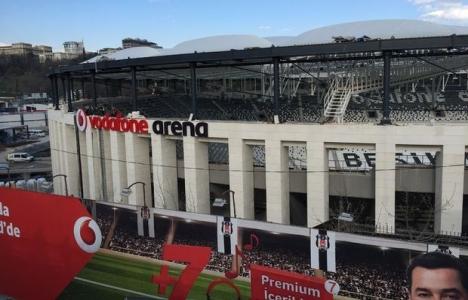 Vodafone Arena'ya LED