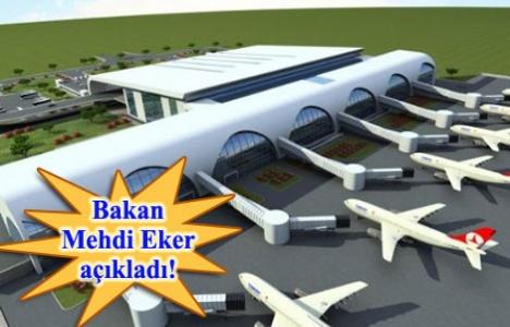 Diyarbakır havalimanı mayısta