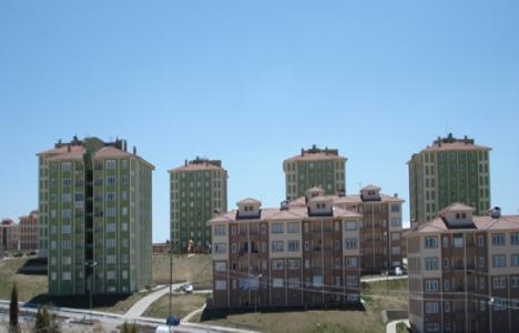 Beyşehir TOKİ Konutları