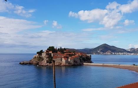 Adriyatik kıyısında Avrupa'nın Yeni Gözdesi: Karadağ!