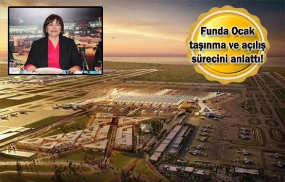 3. Havalimanı'na ilk uçak 26 Şubat'ta inecek!