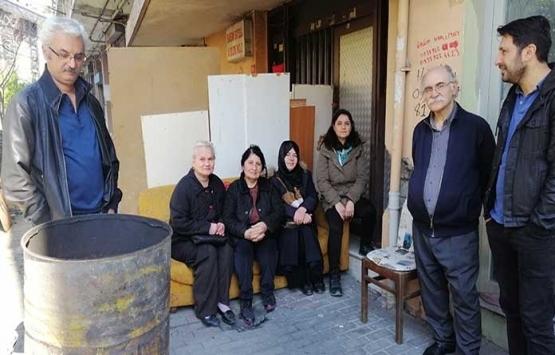 Bahçelievler Basın Sitesi konut sakinleri mağdur oldu!
