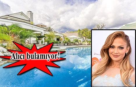 Jennifer Lopez Los Angeles'taki malikanesinin fiyatını düşürecek!