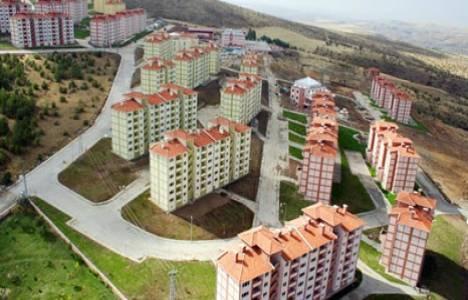 TOKİ Kayseri Melikgazi Mimar Sinan Mahallesi kura!
