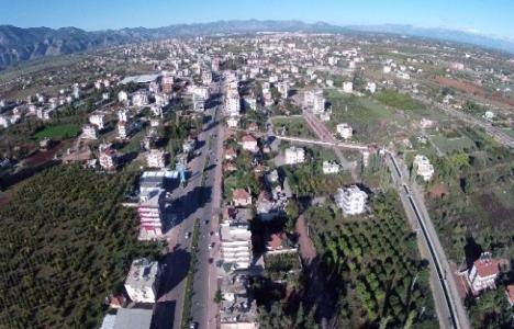 Antalya Döşemealtı'nda 51.6