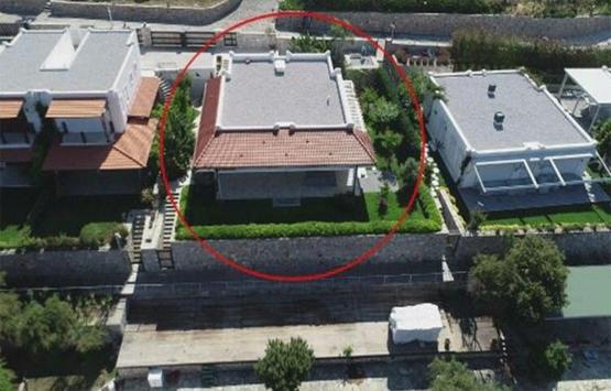 Yılmaz Özdil'in kaçak yapılı villası yarın yıkılıyor!