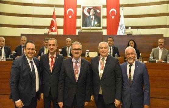 Antalya'da kaçak yapı
