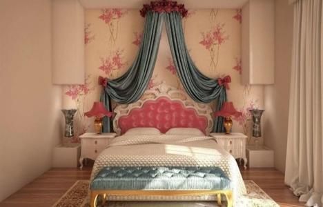 İşte Türkiye'den ezber bozan yatak odaları!