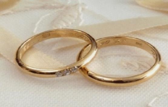 Ankara'da bu yıl 218 çift evlendi!