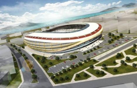 Yeni Göztepe Stadı muvafakat kararı yarın verilecek!