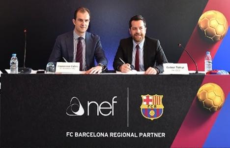 Nef, FC Barcelona'nın