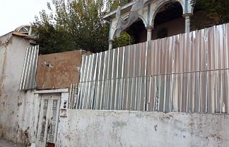 Tarihi Aliağa Camii'nin restorasyonu ne durumda?