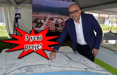 Megapol Group'tan İzmir'e