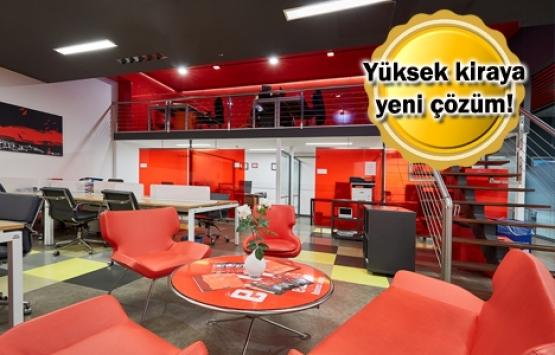 Ofiste yeni trend 'paylaşımlı ofisler'!