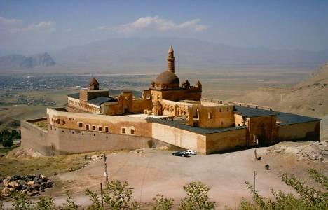 İshak Paşa Sarayı'nda