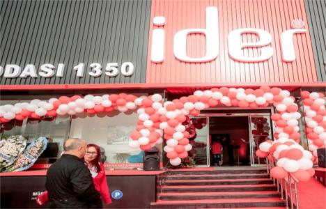 İder Mobilya Avcılar'da mağaza açtı!