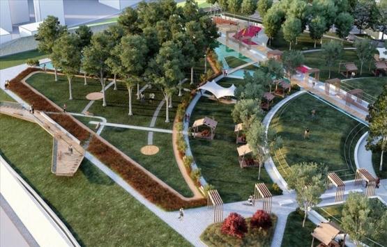 TOKİ'den Yozgat Saraykent'e millet bahçesi müjdesi!