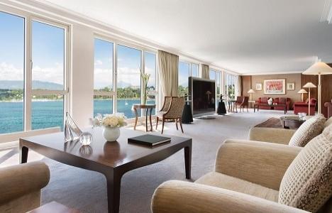 Dünyanın en pahalı kral dairesi: Royal Penthouse Süit!